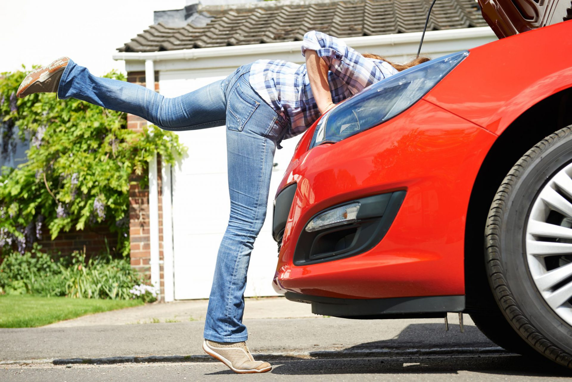 this lady consider common car buying costs