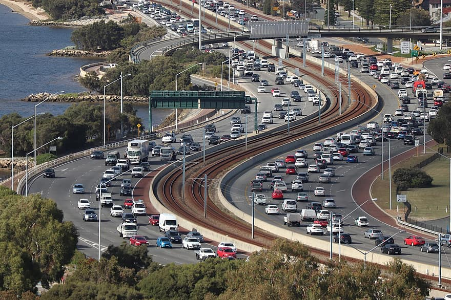 Statistically, we're at greater risk when driving on regional roads than metro ones.