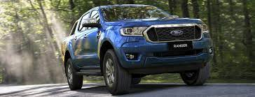 the ford ranger is one of australia's most popular towing cars