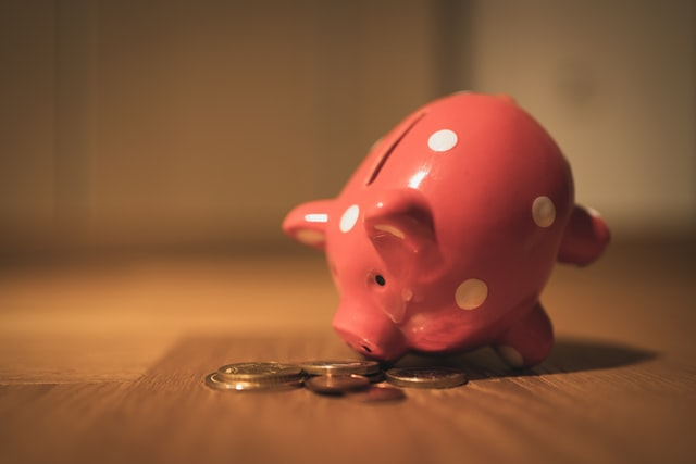 Saving is key to financial planning.